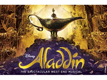 Disney's Aladdin artist photo