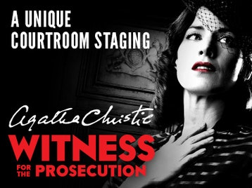 Witness For The Prosecution: Harry Reid, Lucy Phelps, Richard Clothier, Julian Curry, Peter Moreton, Philip Franks picture