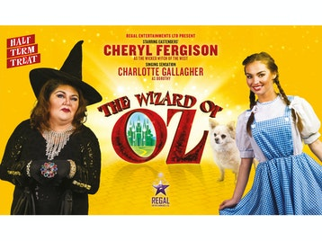 The Wizard Of Oz: Cheryl Fergison, Charlotte Gallagher picture