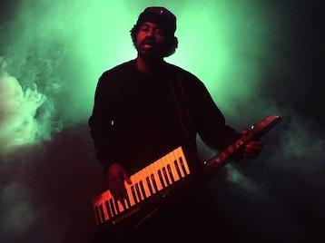 Dam Funk artist photo