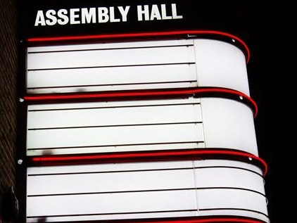 Assembly Hall Theatre Events