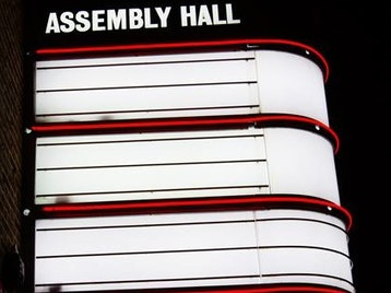 Assembly Hall Theatre venue photo