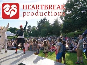 The Taming Of The Shrew: Heartbreak Productions picture