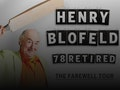 78 Retired - The Farewell Tour: Henry Blofeld event picture