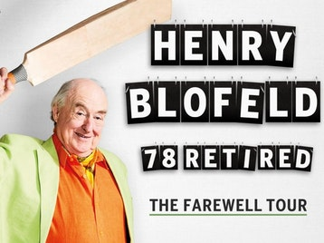 78 Retired - The Farewell Tour: Henry Blofeld picture