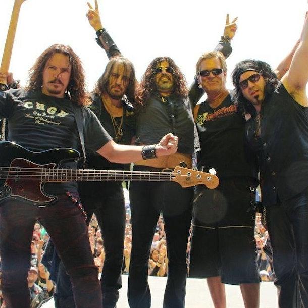 Leatherwolf Tour Dates