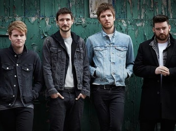 Kodaline + In The Valley Below + Gavin James picture