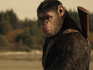 Film promo picture: War For The Planet Of The Apes