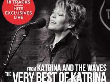Katrina Leskanich (Katrina and The Waves) artist photo
