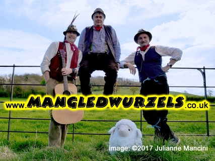 The Mangledwurzels Tour Dates