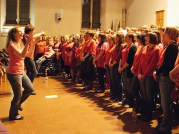 Riff Raff Choir artist photo