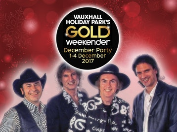 Gold Weekender December Party: Sheyla Bonnick's Boney M, Sing Baby Sing As The Stylistics, Twice Nightly, The McCoys UK, State Of Quo, Mud II, Tina-Niqi Brown, Bryan Adams UK - Tribute, The 2 Hollies, The Wilkes Brothers, Levana Johnson - Whitney, The Beatles Experience, Slade, The Dolly Parton Experience, Roy Orbison Experience, Glen Leon, Gary Setterfield Is Elton John picture