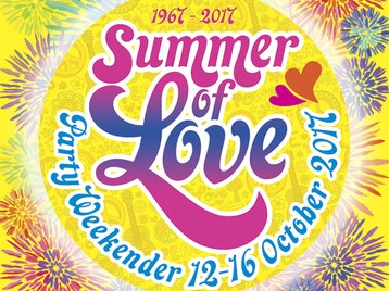 60s Summer Of Love Party Weekender picture