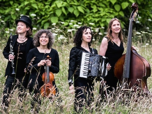 London Klezmer Quartet Tour Dates