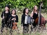 London Klezmer Quartet artist photo