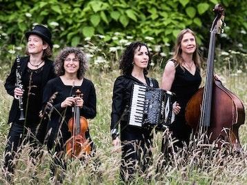 London Klezmer Quartet picture