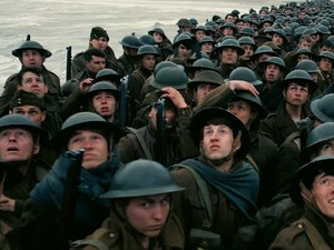 Film promo picture: Dunkirk (2017)