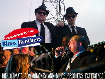 The Ultimate Commitments and Blues Brothers Experience: Committed to the Blues Brothers picture