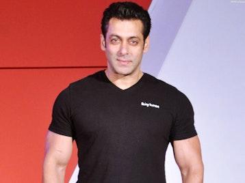 Salman Khan artist photo