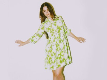 Lana Del Rey artist photo