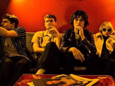 The Velvet Hands Tour Dates