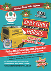 Flyer thumbnail for Only Fools & Horses Comedy Dining Experience