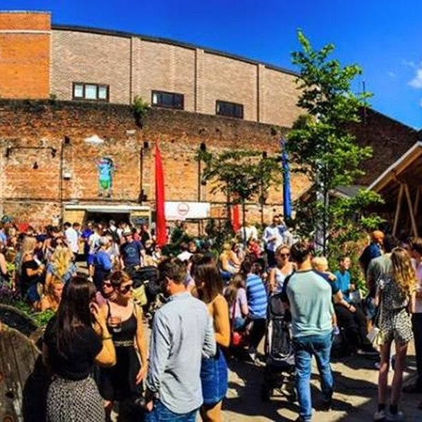 Baltic Triangle Events