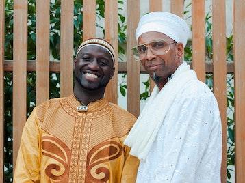 African Night Fever Presents: Omar Sosa, Seckou Keita picture