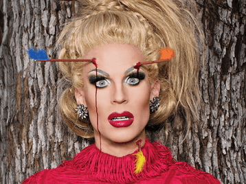 Help Me I'm Dying Tour - An Evening With Katya Zamolodchikova: Katya Zamolodchikova picture
