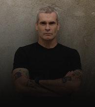 Henry Rollins artist photo