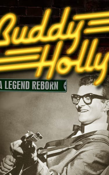 Buddy Holly - A Legend Reborn Tour Dates