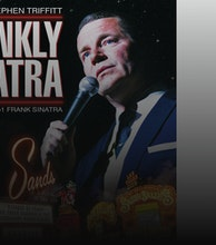 Frankly Sinatra Starring Stephen Triffitt artist photo