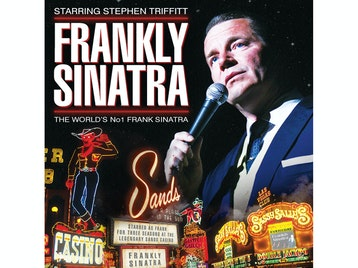 Sinatra Live At The Sands Tour 2010: Stephen Triffitt picture