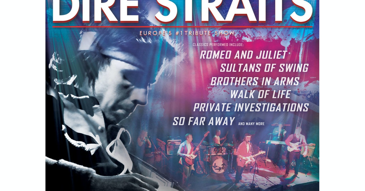 Money For Nothing Europe S 1 Dire Straits Show Neath Tickets