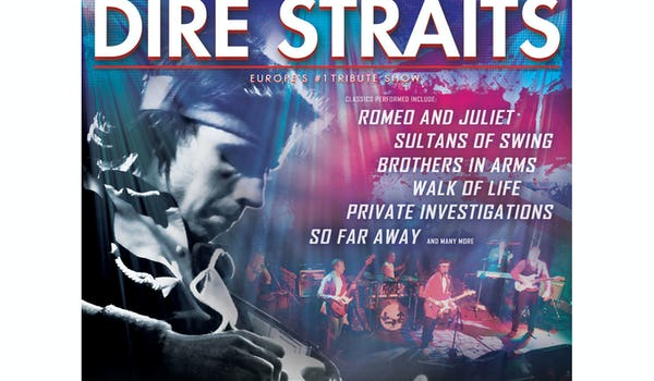 Money For Nothing - Europe's #1 Dire Straits Show