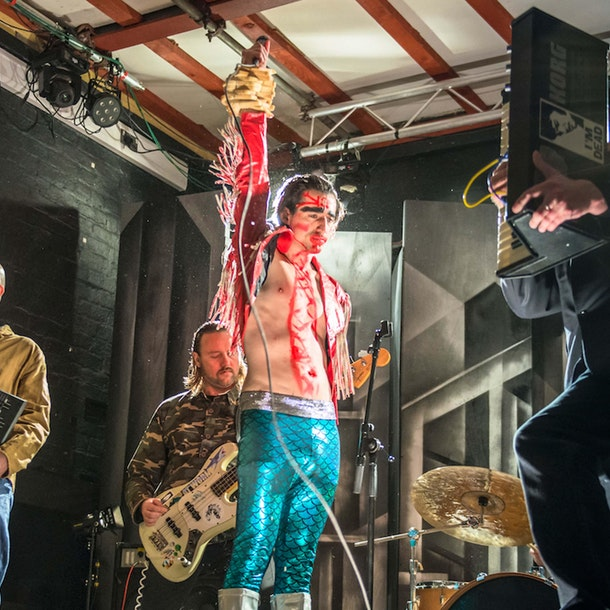 The Moonlandingz Tour Dates