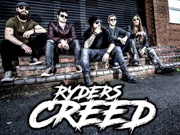ryders creed tour dates tickets 2019. Black Bedroom Furniture Sets. Home Design Ideas