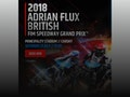 2018 Adrian Flux British FIM Speedway Grand Prix event picture