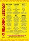 Flyer thumbnail for Leeds Festival 2017