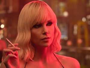 Film promo picture: Atomic Blonde