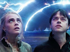 Film promo picture: Valerian And The City Of A Thousand Planets