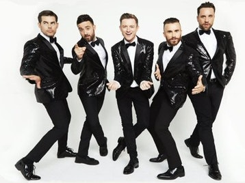 The Overtones + Jessica Clemmons picture