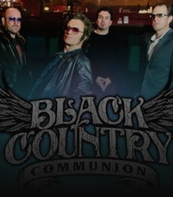 Black Country Communion artist photo