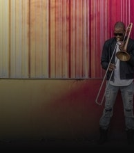 Trombone Shorty artist photo