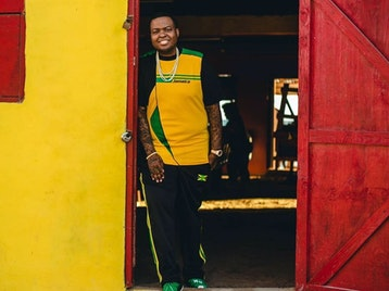 Sean Kingston artist photo