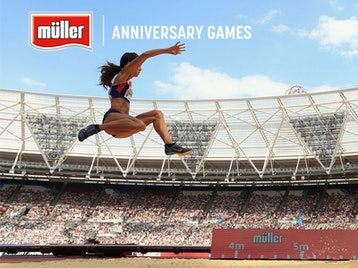 Muller Anniversary Games 2018 picture