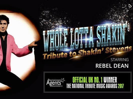 Whole Lotta Shakin' Tour Dates