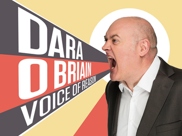 Dara O Briain artist photo