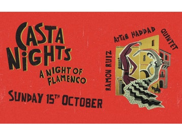 Castanights - A Night Of Flamenco: Ramon Ruiz, Attab Haddad Quintet picture