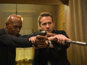 Film promo picture: The Hitman's Bodyguard